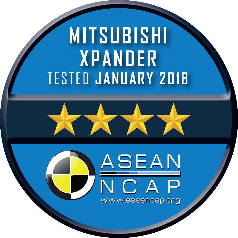 [PR] Mitsubishi XPANDER Raih Skor Keamanan 4 Bintang dari ASEAN NCAP
