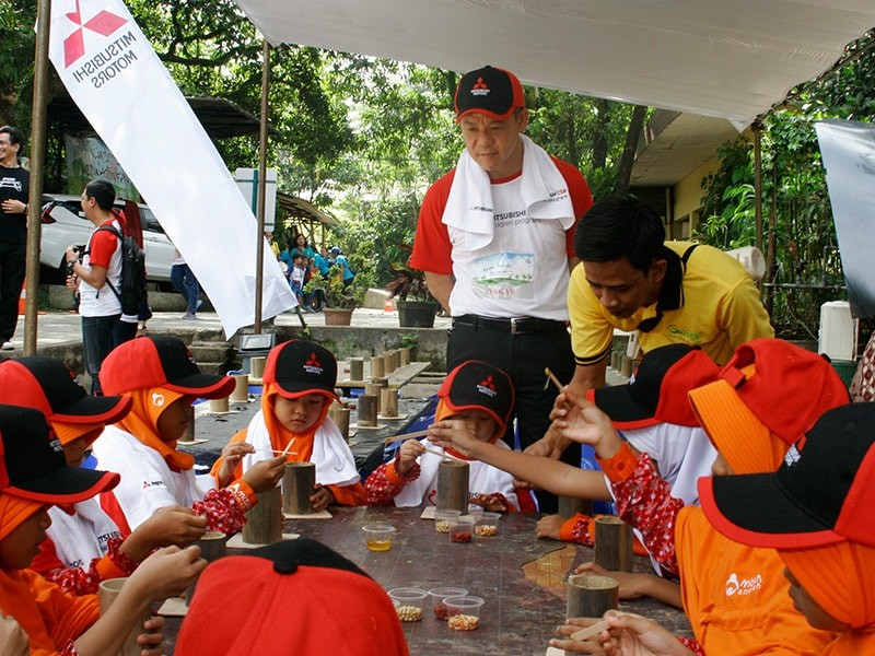 Mitsubishi for Children Program