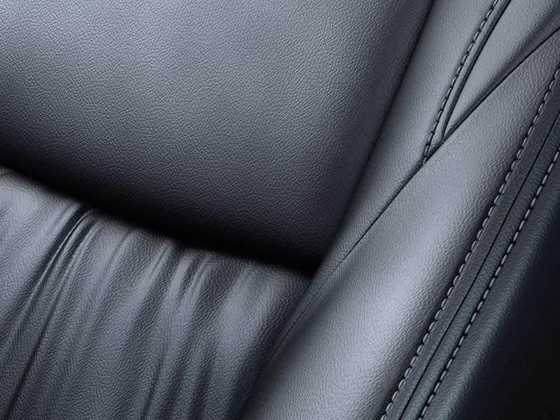 Ergonomic Leather Seats