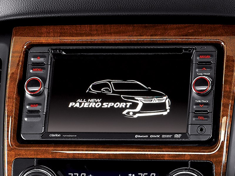 Premium Entertainment Systems With Navigation
