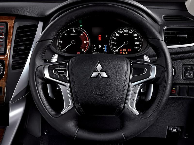 New Steering Wheel Design With Tilt Telescopic