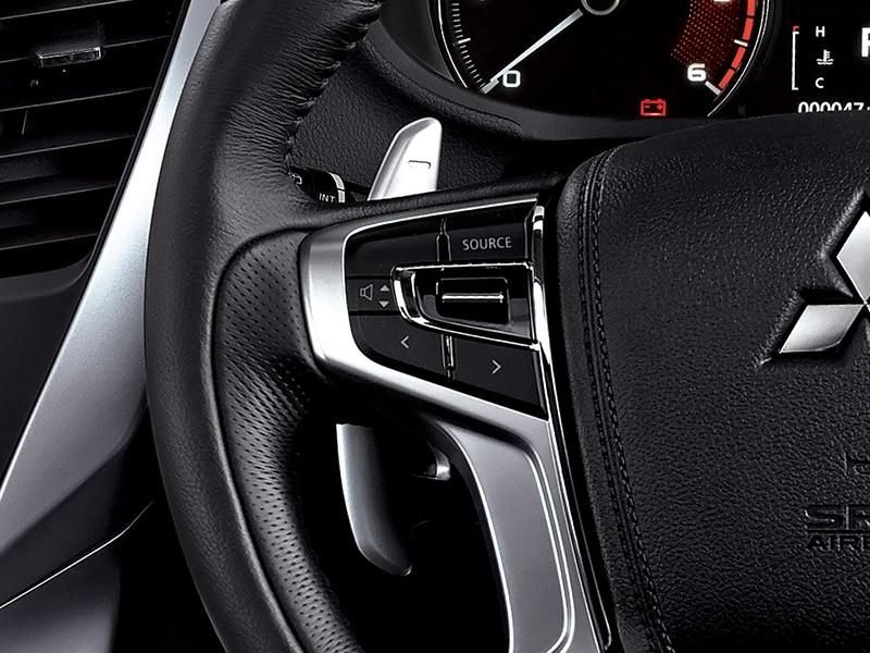 Audio Steering Switch