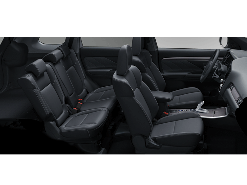 Spacious Comfort and New Refinement
