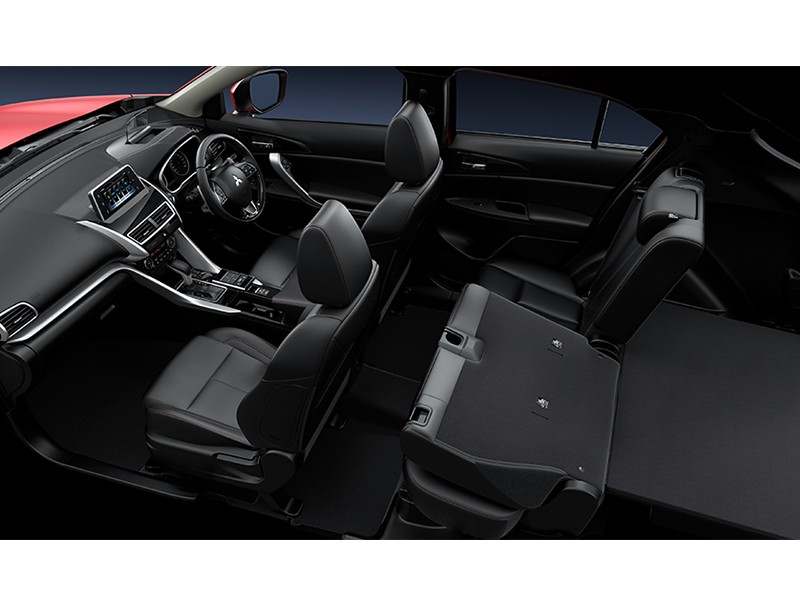 Rear Seat Adjustment