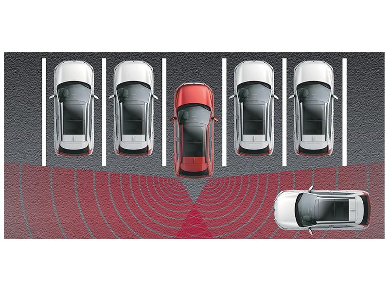 Rear Cross Traffic Alert (RCTA)