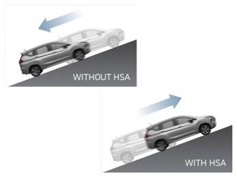 HSA (HILL START ASSIST)