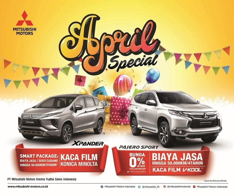Program Penjualan April 2018